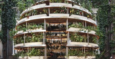 compacte tuin