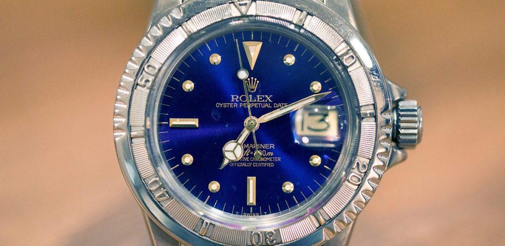 De meest zeldzame Rolex Submariner