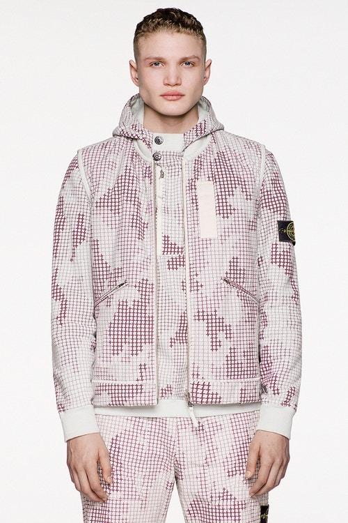 stone island herfst winter collectie 2017 18 - Stone Island 2017 Herfst/Winter collectie is een nieuw staaltje Techwear