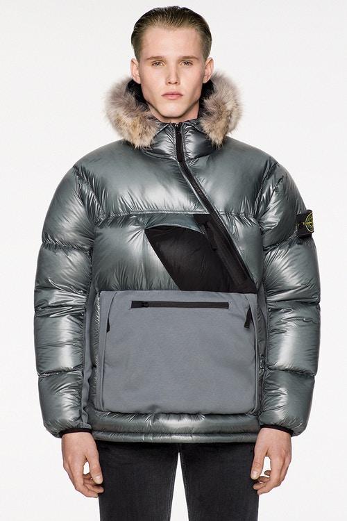 stone island herfst winter collectie 2017 25 - Stone Island 2017 Herfst/Winter collectie is een nieuw staaltje Techwear