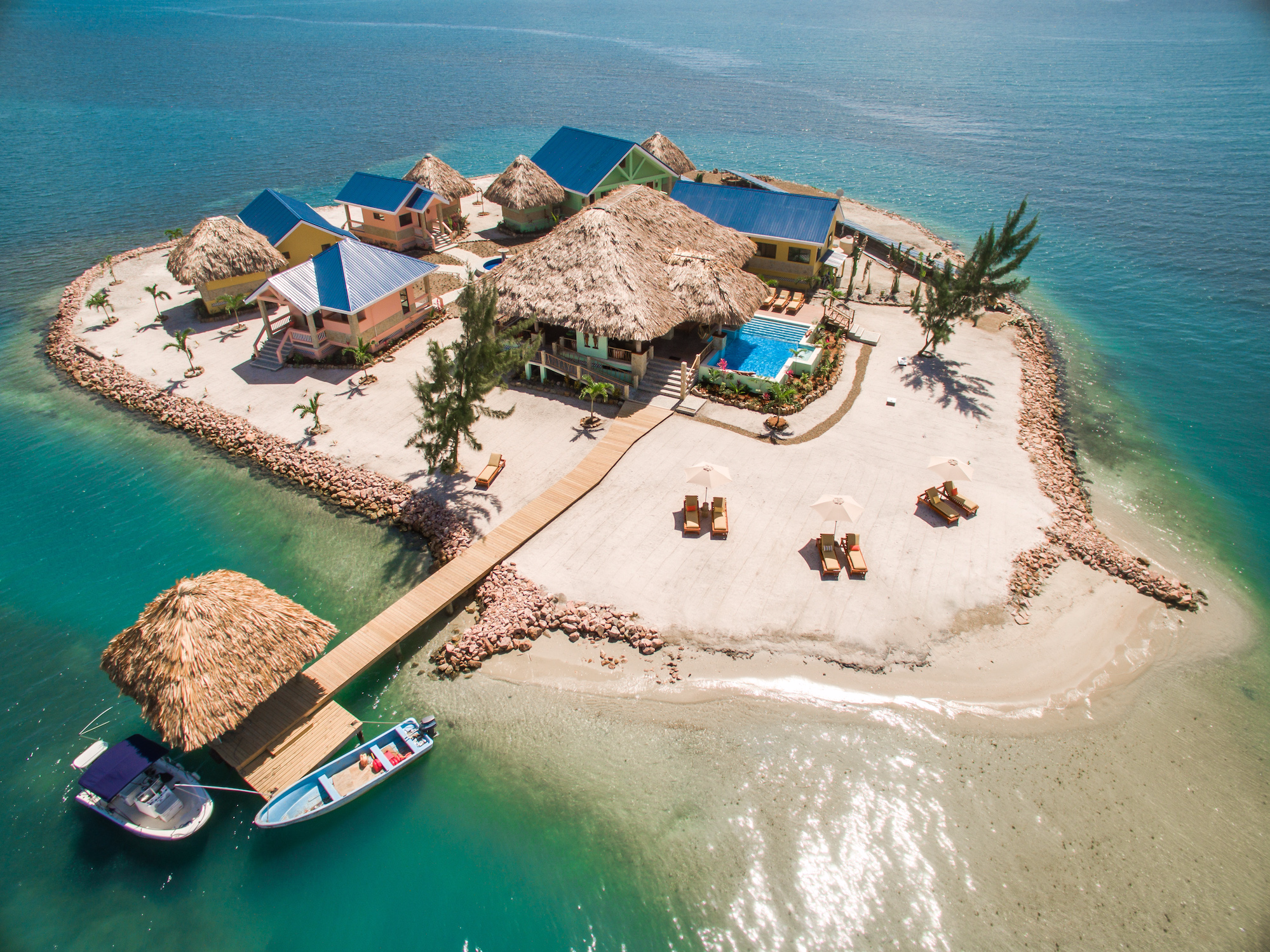Exclusive Private Island Custom Home