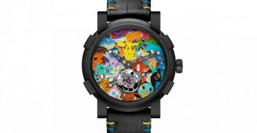 RJ-Romain-Jerome-Pokemon-Horloge-Limited-Edition