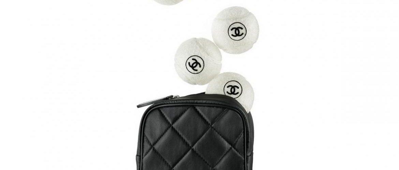 de duurste witte tennisballen chanel