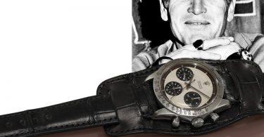 duurst verkochte horloge op een veiling