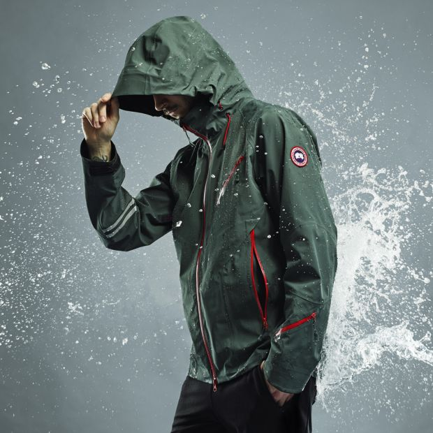 canada goose waterproof check