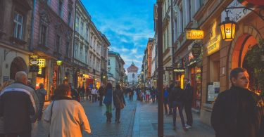 duurste straat ter wereld