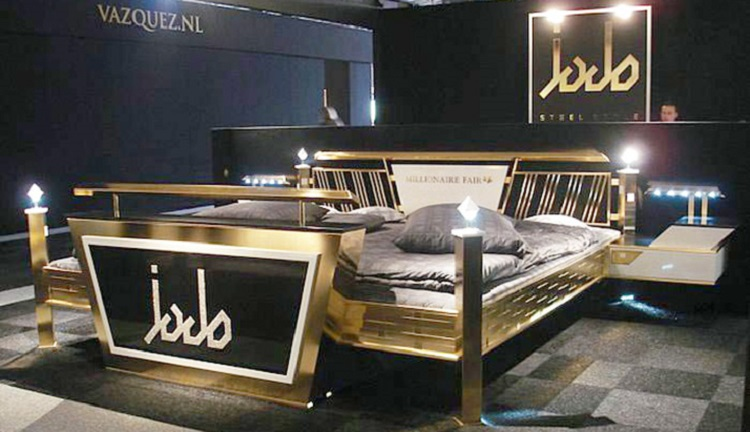 Jado-Steel-Style-Gold-luxe-Bed