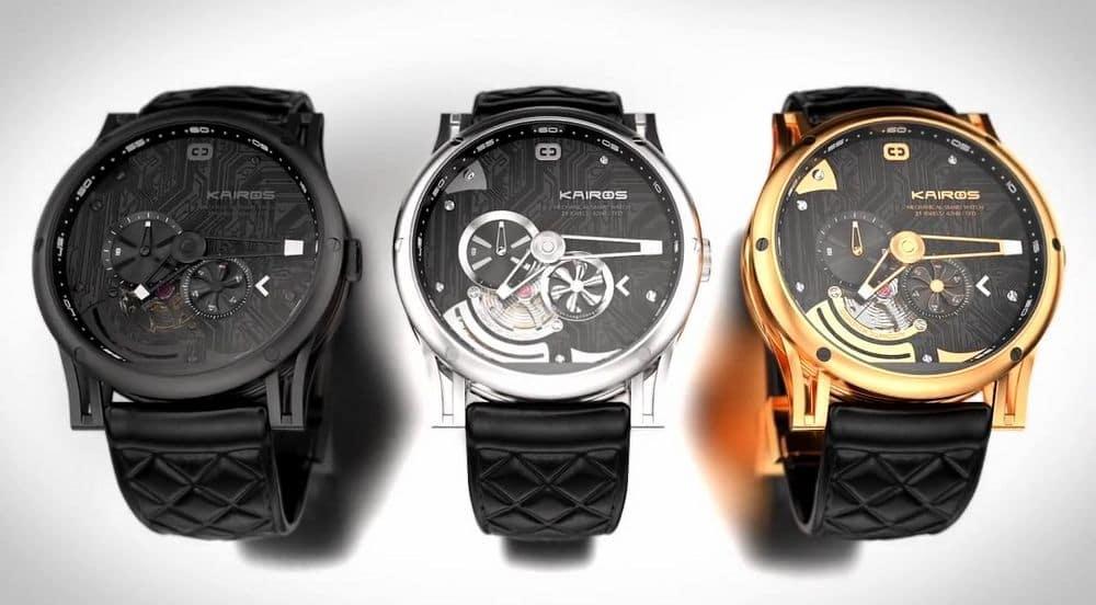 Kairos-Hybrid-Watch smartwatch