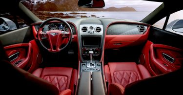 luxe bentley auto