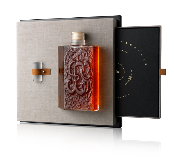 Macallan Lalique Whiskey duurste