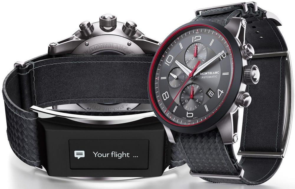 Montblanc-Timewalker-e-Strap smartwatch