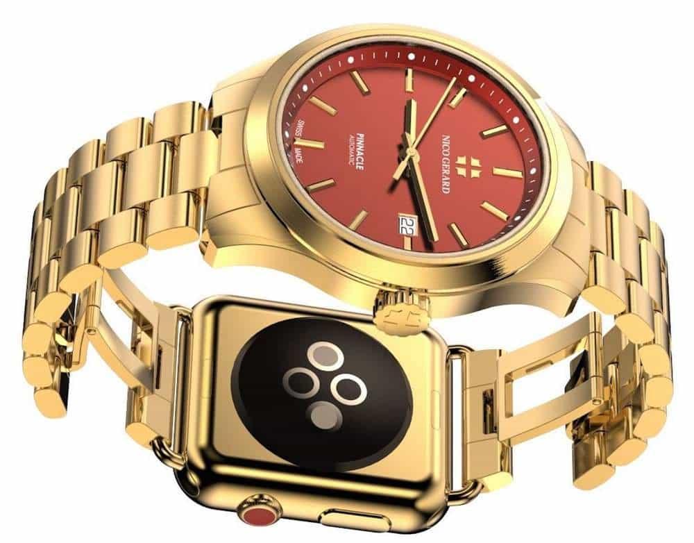 Nico-Gerard-Sunrise-Pinnacle smartwatch