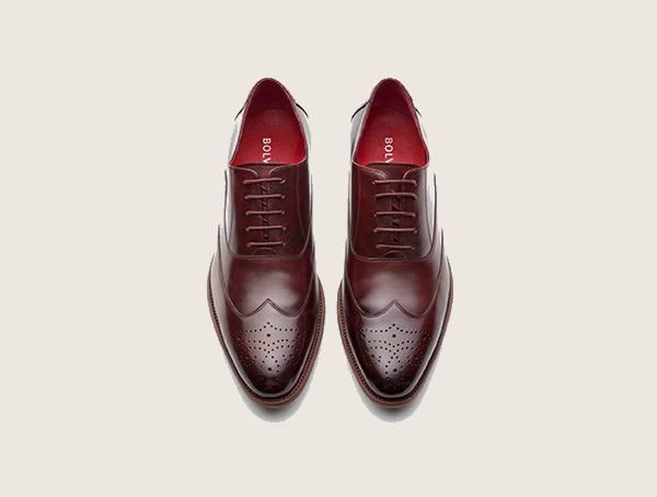 bolvaint schoenen