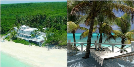 Bougainvillea House Villa - De Bahama's Penelope Cruz & Javier Bardem