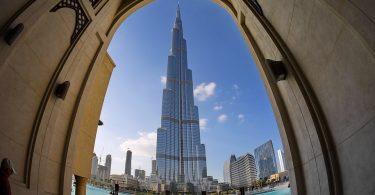 burj khalifa architectuur
