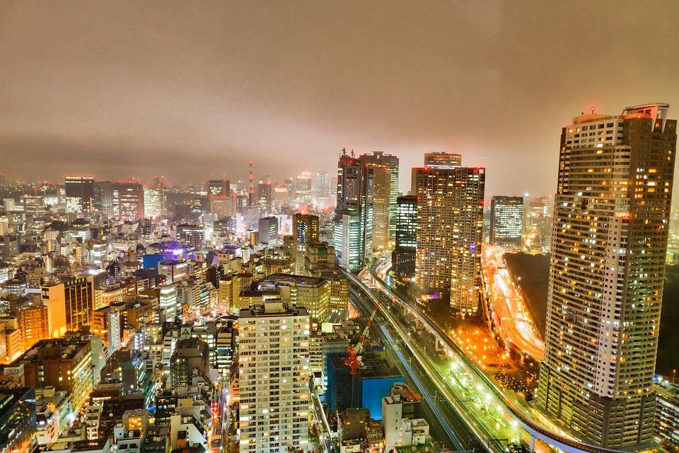 tokyo-architectuur
