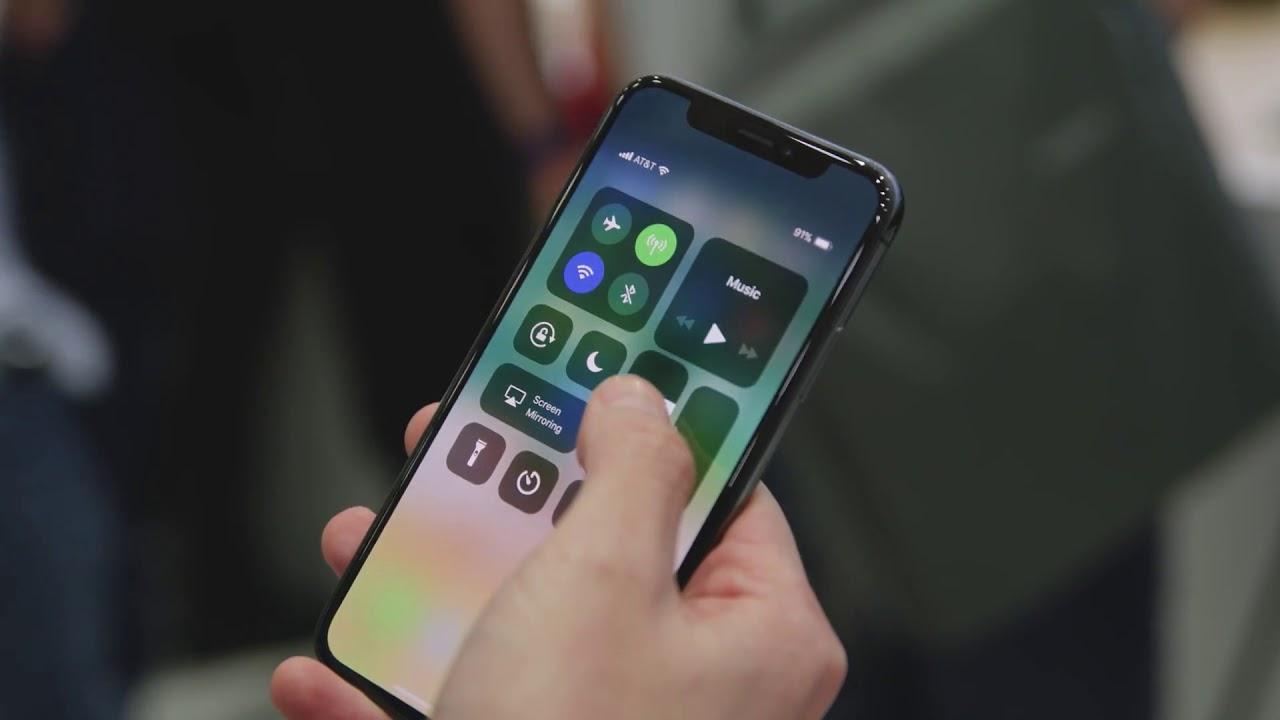 iphone x groot
