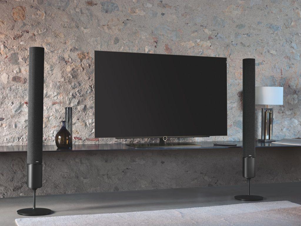 televisie-setup