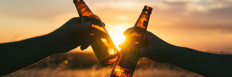 bier-flesjes