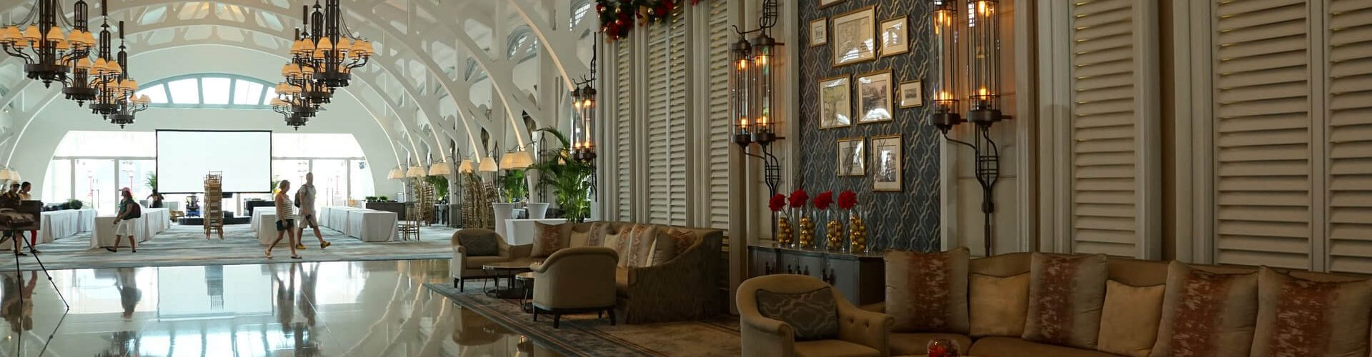 luxe interieur hotel