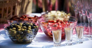 feestje organiseren