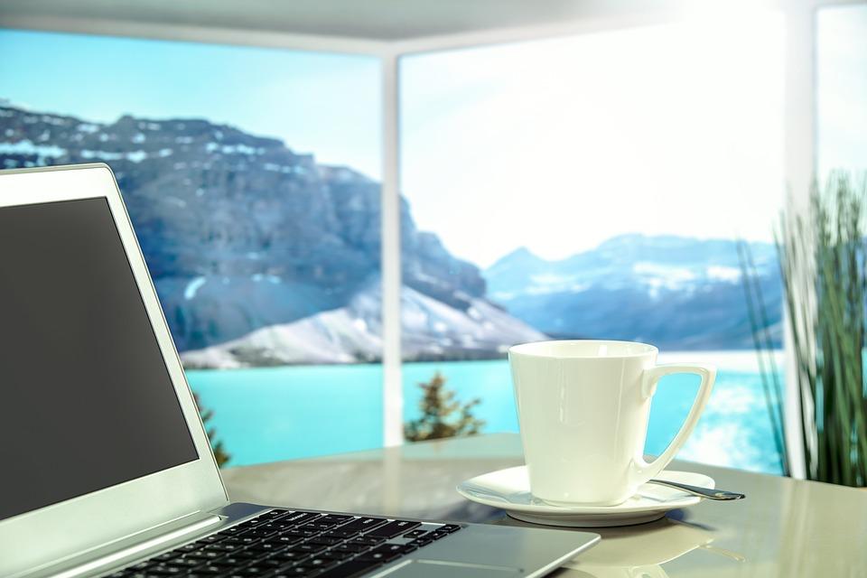 internet tijdens het reizen
