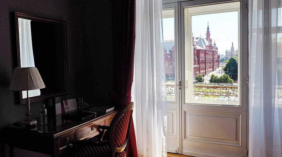 luxe hotel rusland