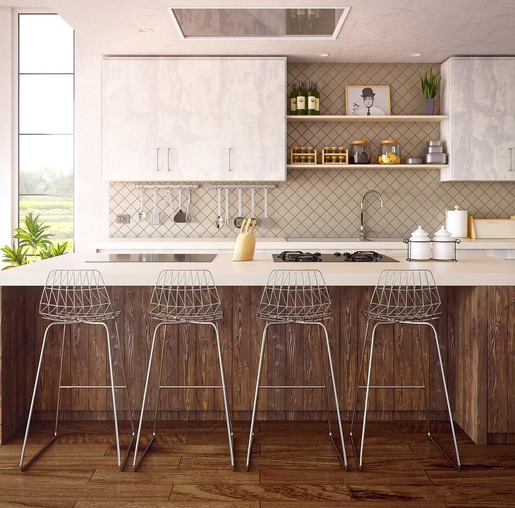 trendy keuken