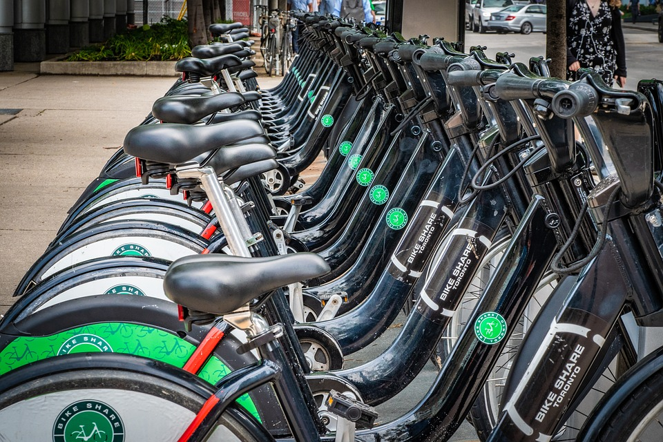 Toronto fiets