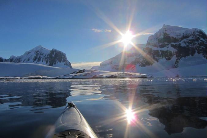 Antarctica kano