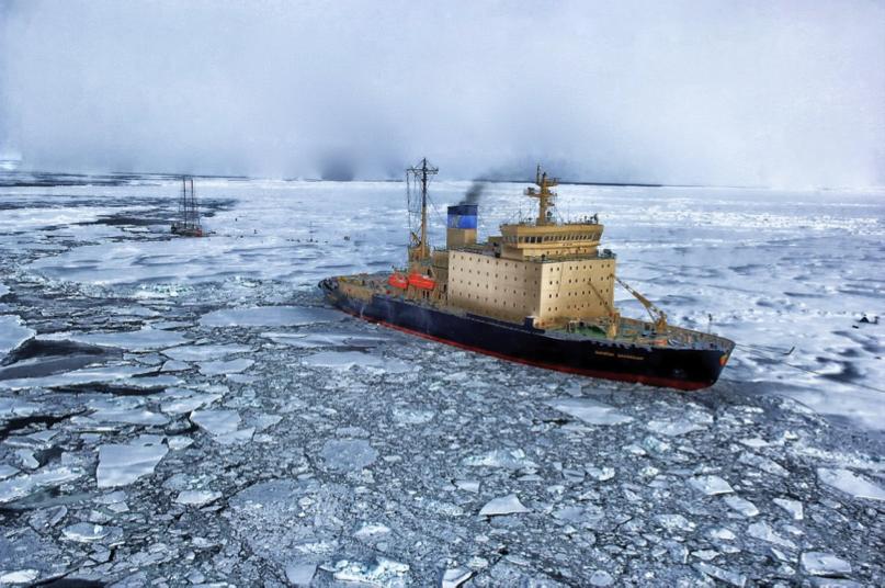schip antarctica