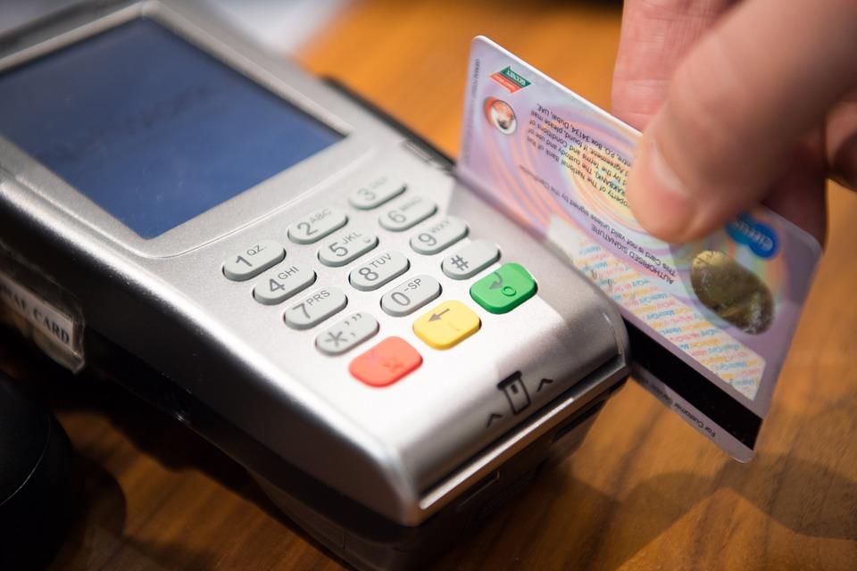 creditcard betalen