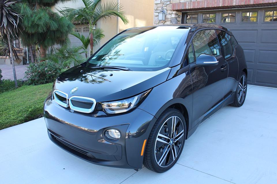 elektrische sedan