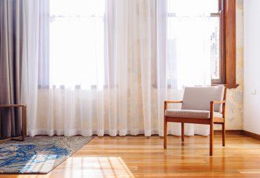 houten vloer woonkamer