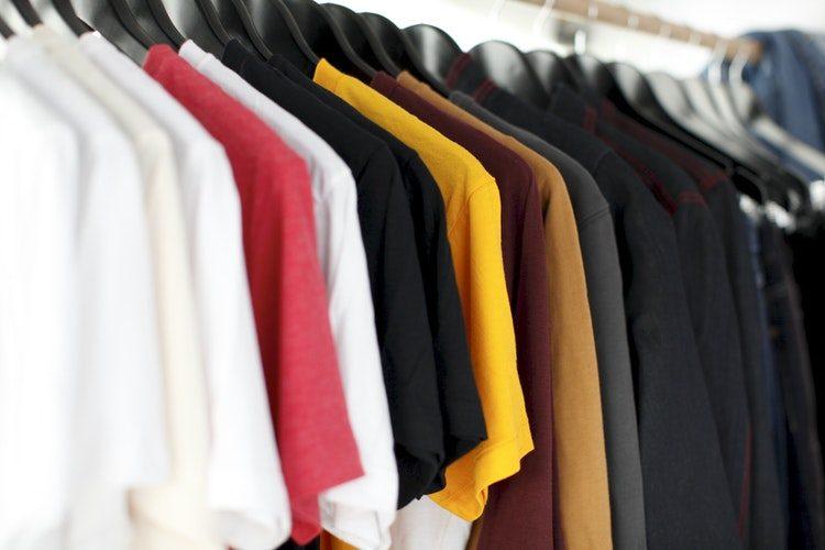 kleuren kleding