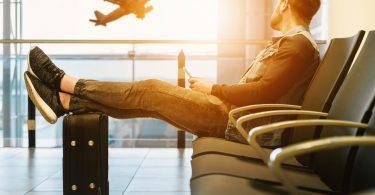 vliegveld reizen