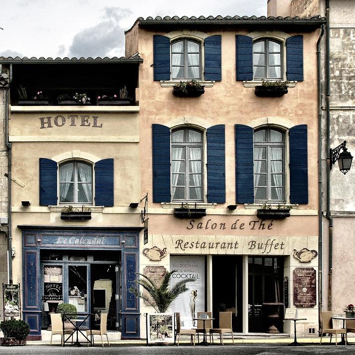 Côte d'Azur hotel