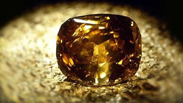 The Golden Jubilee Diamant