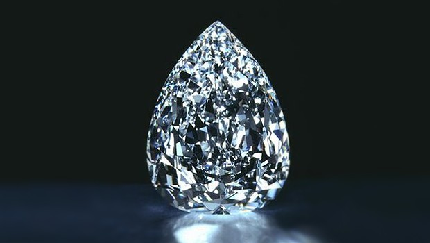The Millennium Star Diamant