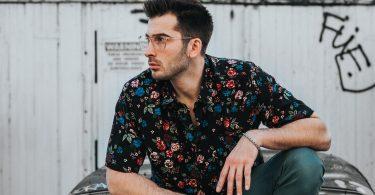 bloemenoverhemd