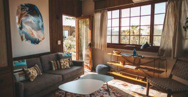 rustgevende woonkamer inspiratie
