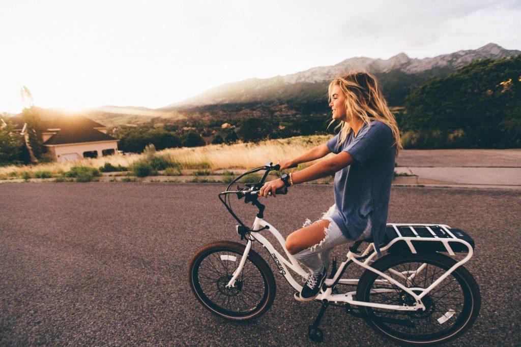 e-bike test rit