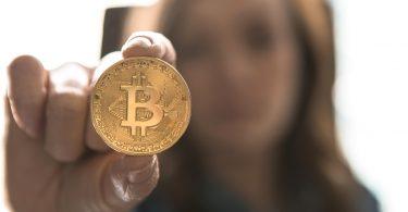 bitcoin vrouw