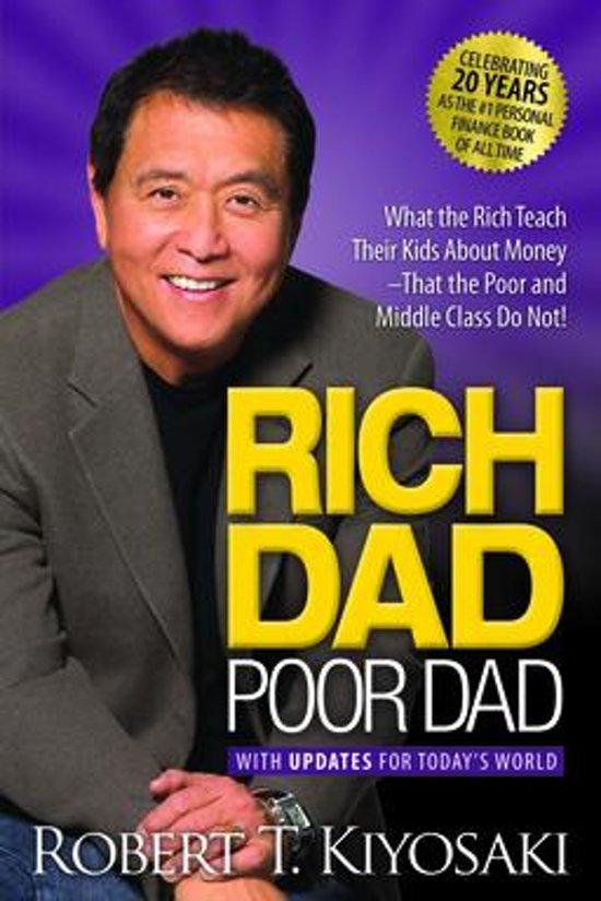 Rich Dad, Poor Dad – Robert Kiyosaki