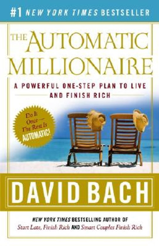The Automatic Millionaire – David Bach