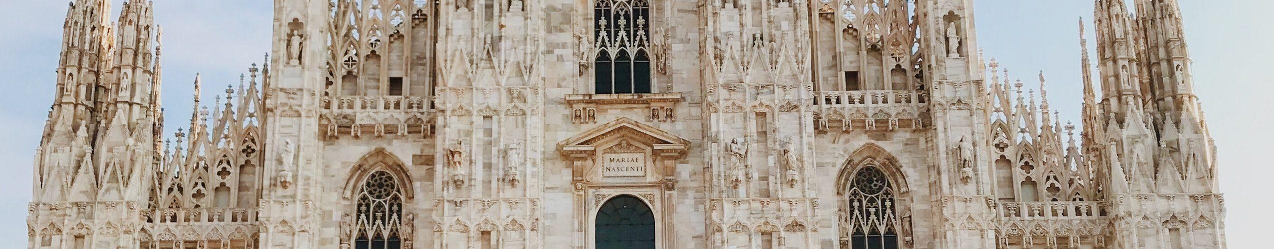 Kathedraal Milaan