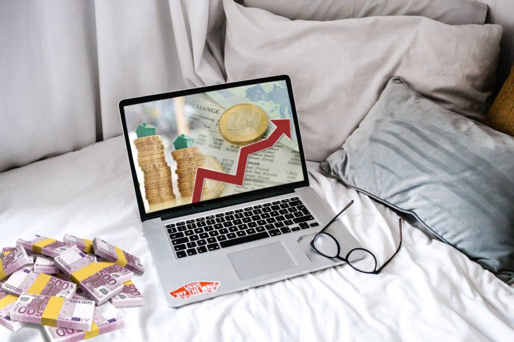 7 manieren om geld te verdienen van bij je thuis