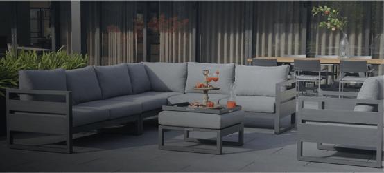 grijze loungeset