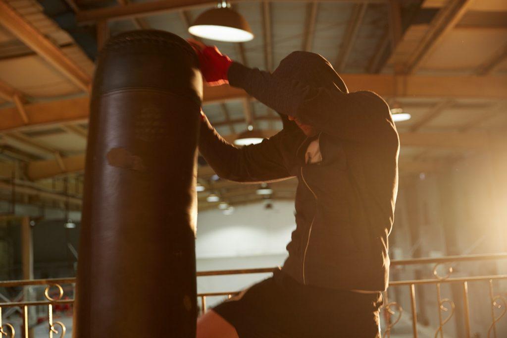 man boxen