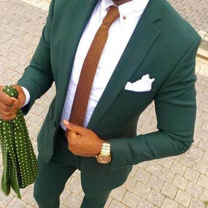 Groen-trouwpak-bruidegom